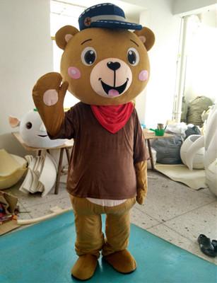 衣服图案一个熊