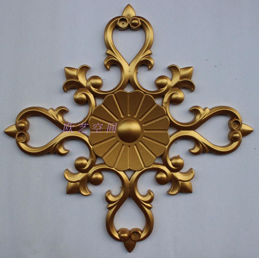 欧式装饰材料 ps镂空雕花 背景墙装饰花 吊顶线条 天花板装饰