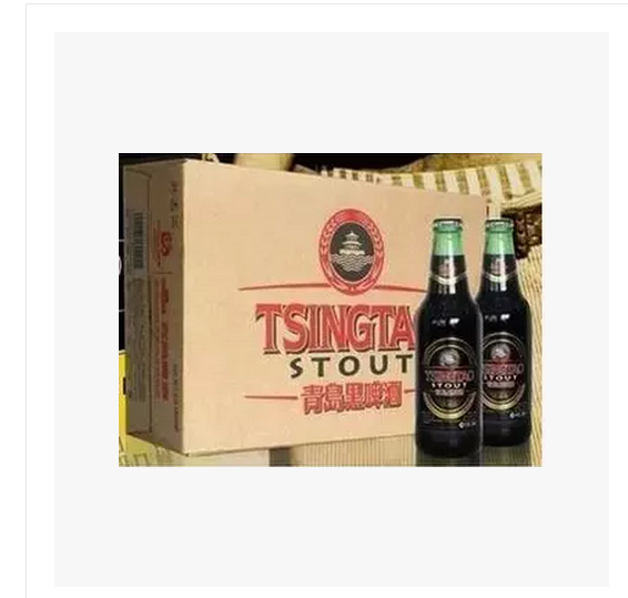 青岛啤酒黑啤