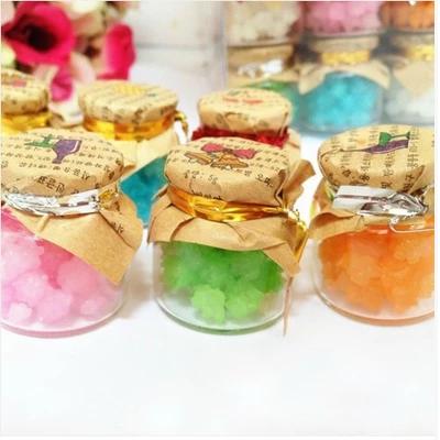 高丽堂韩国迷你幸运樽造型糖q版卡哇伊创意