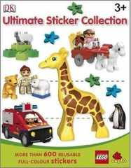 ԭ��Lego Duplo Ultimate Sticker Collection ���ߵŒ�ϵ���N��