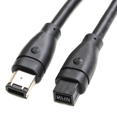 1394-соединение FireWire IEEE1394B 9pin To 6pin400