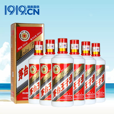 Moutai 1919 53 500ml*6