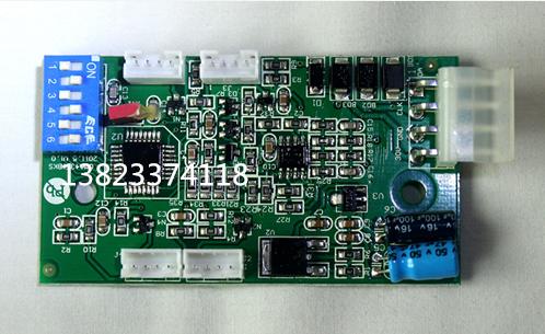 西子奥的斯电梯配件otisrs5-b通讯板rs5按钮地址板oma4351anb全新