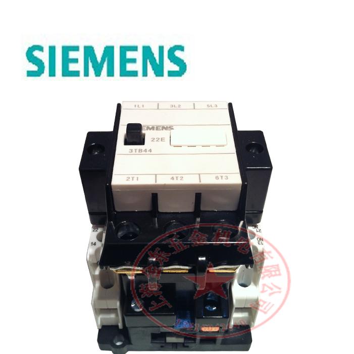 西门子22e接触器接线图