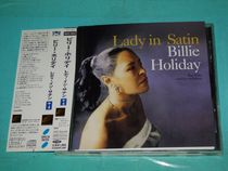 Billie Holiday Lady In Satin 日版拆封有侧标 FD14360