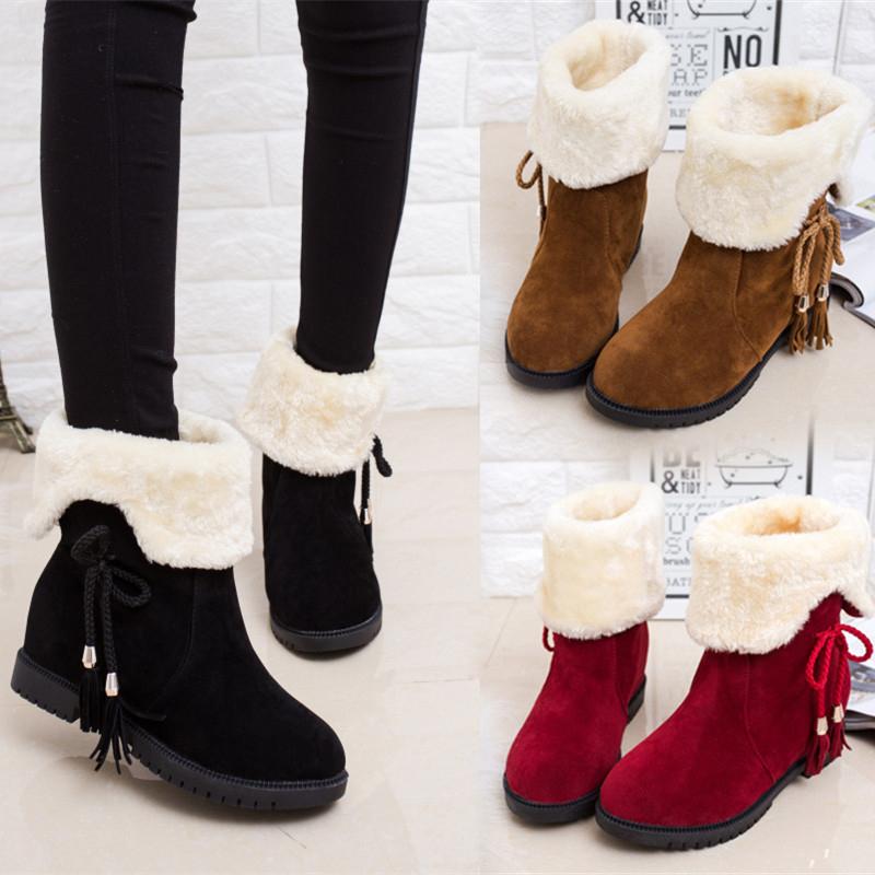 Купить из Китая Зимние сапоги через интернет магазин internetvitrina.ru - посредник таобао на русском языке