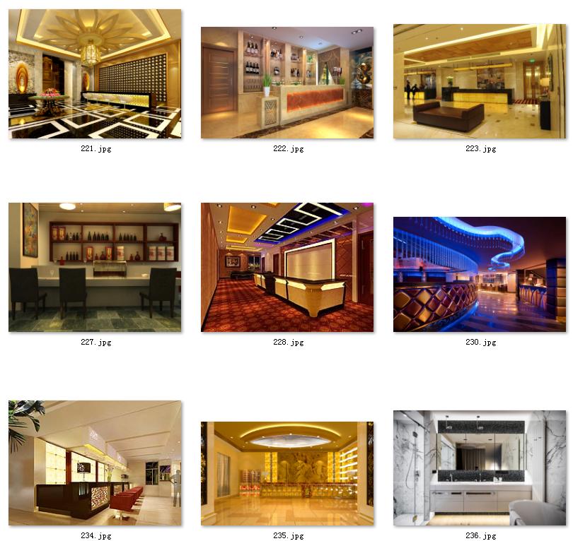 01素材收银台图片前台图片吧台图片素材形象墙图片服务台图片素材