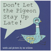 Don't Let the Pigeon Stay Up Late! 别让鸽子太晚睡!送音频
