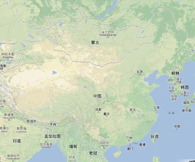 【卫星地图】_推荐_品牌