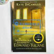 32开The Miraculous Journey of Edward Tulane 爱德华的奇妙之旅