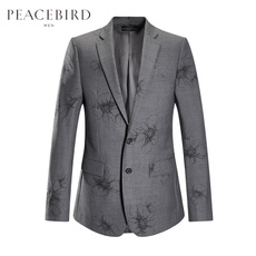 Пиджак, Костюм PEACEBIRD b1bb61203