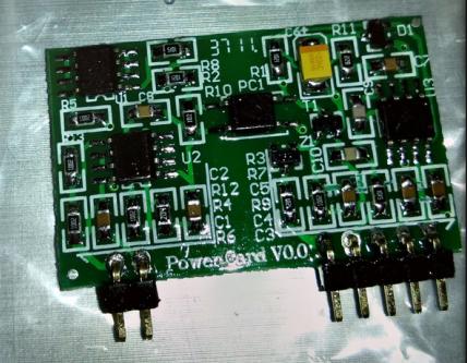 康沃,博世力士乐变频器开关电源厚膜小板