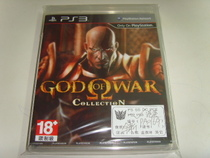 战神1+2合集 GOD OF WAR COLLECTION 全新品