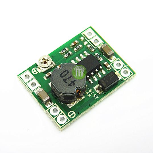 xl1509降压模块 输出电压可调