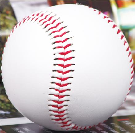 垒球软式流程硬式棒球/棒球安全球v垒球实心球代课练习跆拳道投掷棒球图片