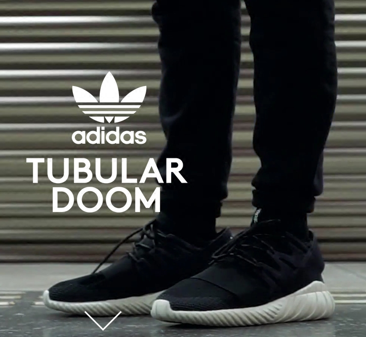 adidas Originals Tubular Doom Prime Knit bowties and bones