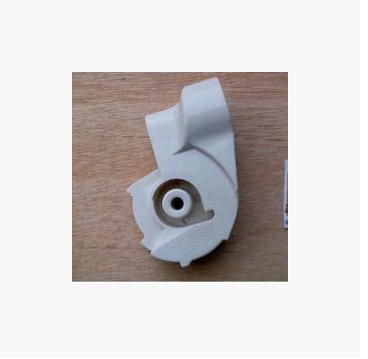 【艾美特原装】电风扇落地扇配件s412dr首部电机连接头此款为老款