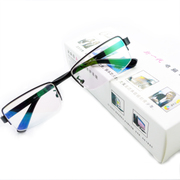 Ouliya radiation proof glasses and computer without eye protection degree of anti plane mirror plane anti blue flat mirror