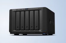 Synology synology DS1517+ network storage NAS cloud storage DS1515+ upgrade section