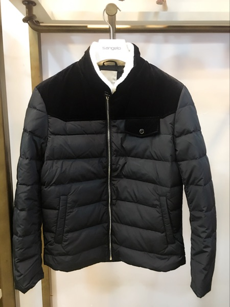 Sangelo man coat winter warm down jacket casual male HSF84991