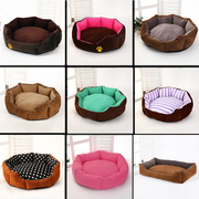 Tactic doghole washable Four Seasons General pet dog cat pet nest nest s- small dog kennel warm winter