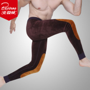 The man with a single male long johns warm pants line pants trousers underwear trousers tight Leggings Pants in winter