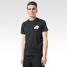 Genuine moncler / Mengkou Men's cotton casual round neck jacket 8032500 men's wild short-sleeved T-shirt