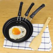 Cast iron small frying pan cast iron frying pan cast iron pan fried egg artifact pose mini kitchen pot