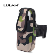 Lu ran mobile phone arm kit is equipped with 6 inch wrist bag breathable arm with men and women sports arm set of 5.5 inch arm bag