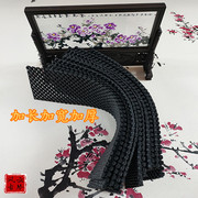 Guqin mat, a pair of thickening, widening, lengthening Guqin pad, guqin accessories, 2 pieces of special package mail