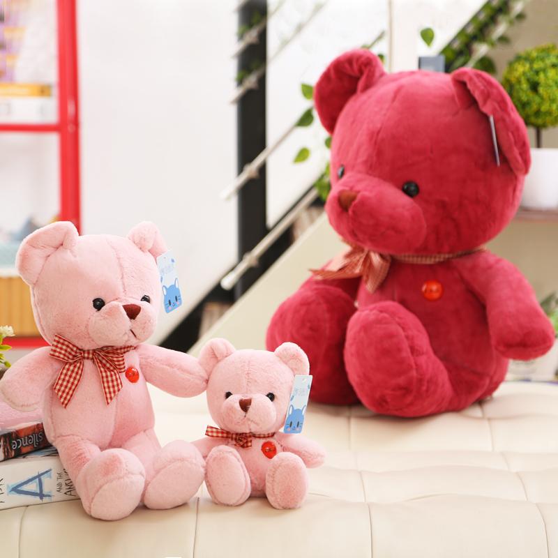 小熊毛绒玩具布娃娃泰迪熊公仔玩偶婚庆结婚礼品送女生日礼物批发