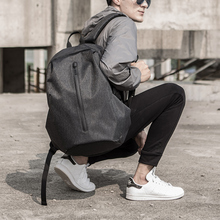 Backpack men's personality casual men's backpack computer travel bag student bag men's sports fashion Korean version