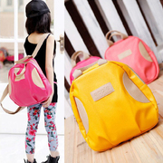 Children's leisure backpack boys and girls travel trip small shoulders bag baby kindergarten bag girl Bag