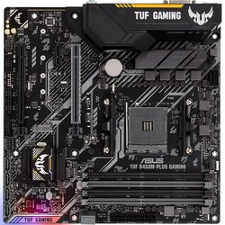 华硕(asus) TUF B450M-PLUS GAMING 华硕(ASUS)TUF B450M-PLUS GAMING电竞特工 游戏主板 支持2400G/2600X/2700X CPU(AMD B450/ Socket AM4)