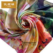 Excellent Brocade silk 110 Super bandana scarf scarves drunken PEAR gift with Chinese characteristics in the spring wind