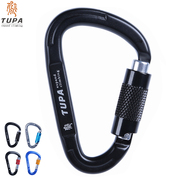 The extension of climbing pear type main lock master lock safety lock main climbing mountaineering hang thread climbing equipment safety