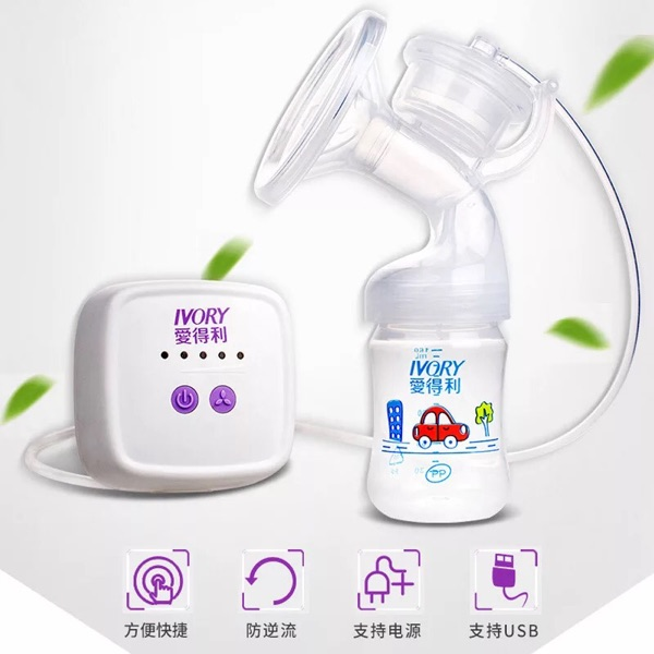 IVORY lecheer electric pump