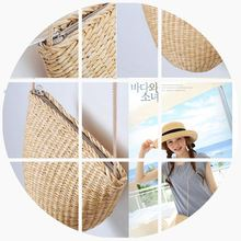 Shipping all-match card wow Ito straw satchel Couture mobile phone purse cute female bag straw