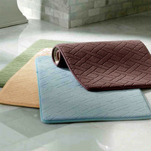 Absorbent mats bedroom kitchen toilet bathroom mat mat mat at the entrance hall carpet custom