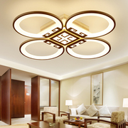 West room lamp atmospheric LED ceiling lamps after modern minimalist bedroom lamp creative personality restaurant lighting