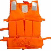 Special offer children's life jackets (quality oxford cloth) Children's swimwear can be wholesale (with whistles)