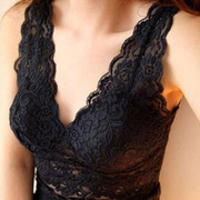 Sugar, fat lady mm LACE VEST XL sling underwear fat long shirts with bra wrapped chest