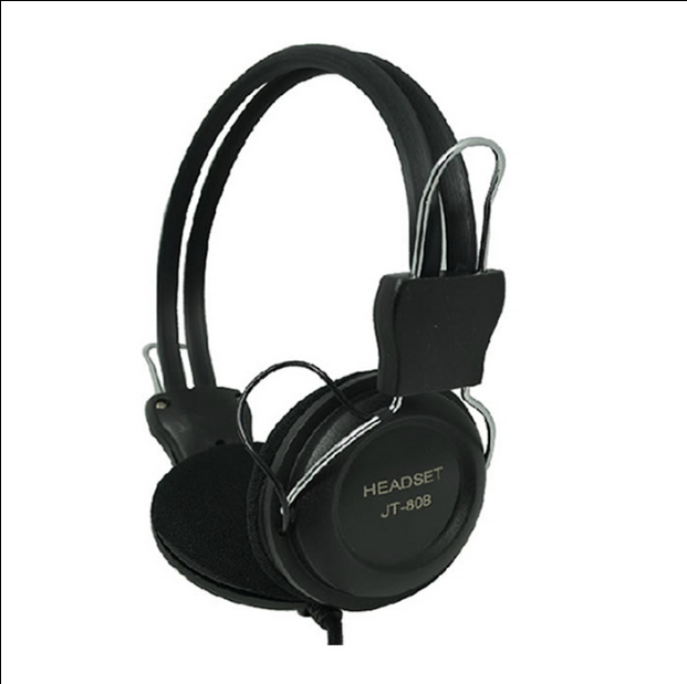 Free 808/computer headset/Internet anti-violence headband headset headset/game headset