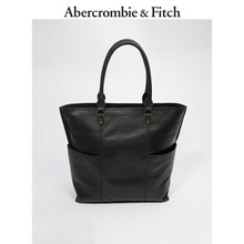 Ms. Abercrombie & Fitch leather tote bag 169189A& F