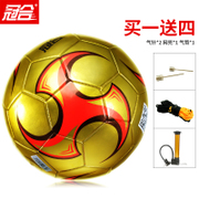 Crown football wear resistant 5 No. 3 soccer adult primary school children's soccer ball No. four training
