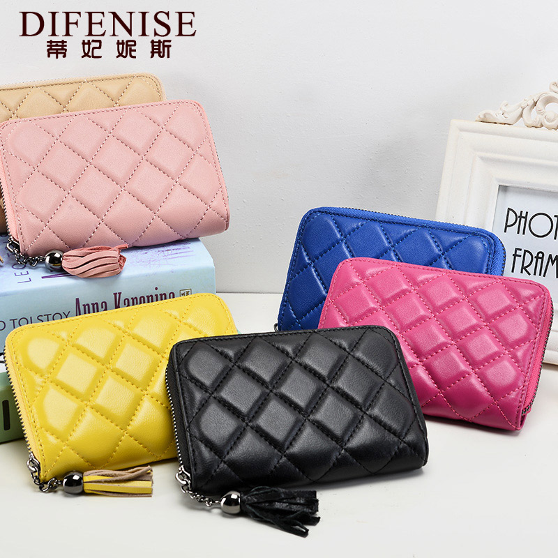 2015 new style women's mini coin purse hand bag change bag women bags handbags leather ladies cropped leather jacket wallet