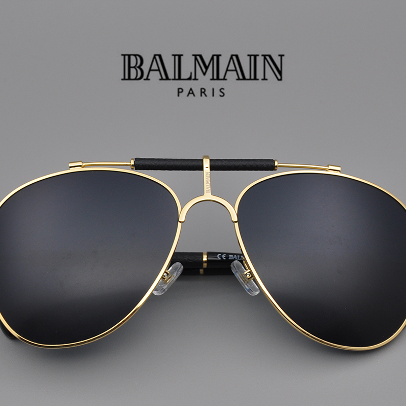 BALMAIN2015 years new sun glasses couple Sunglasses male woman Balmain BL4011