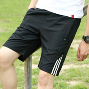 Summer Shorts men five pants loose pants breeches 5 points in the men's trousers summer running Pants 6 big pants