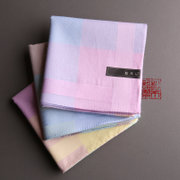 And Mu Ji (Robin) Ms. cotton handkerchief cotton handkerchief handkerchief new absorbent towel